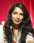 Anita Sethi profile photo - in colour